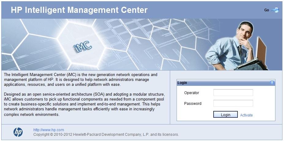 HP IMC