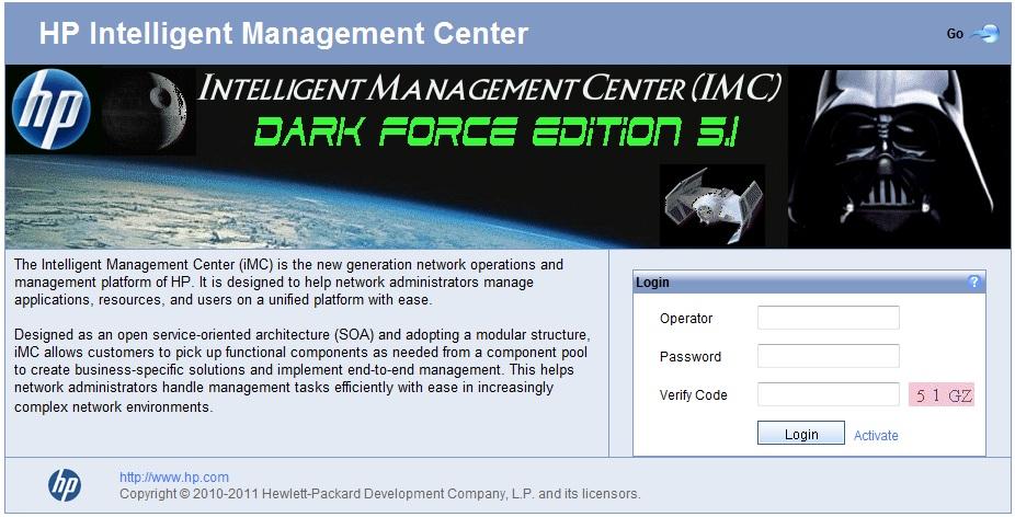 HP IMC Multi-Factor Authentication – kontrolissues